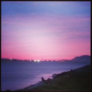 Golden Gate Sunset 021814
